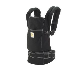 "Эргорюкзак Ergo Baby Carrier ""Xtra Black - Черный"" серия ""Original"""