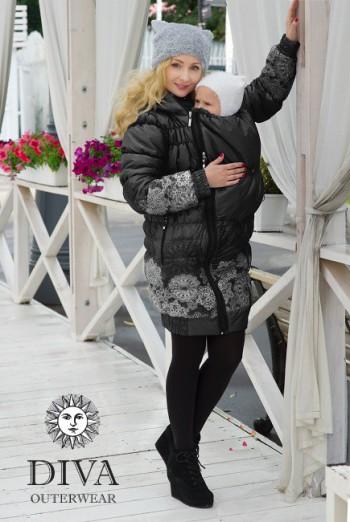 Слингокуртка зимняя Nero 3в1 Diva Outerwear