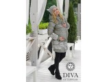 Слингокуртка зимняя Pietra 3в1 Diva Outerwear
