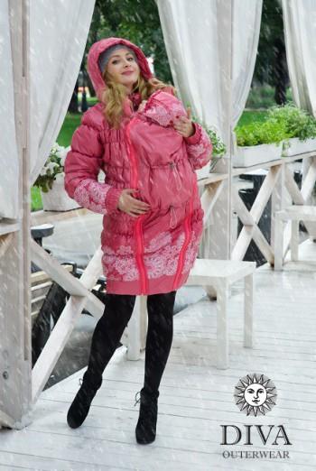 Слингокуртка зимняя Corallo 3в1 Diva Outerwear
