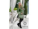Слингокуртка зимняя Pino 3в1 Diva Outerwear