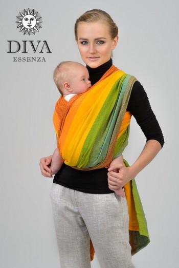 Слинг-шарф Diva Essenza, Cedro (M 4.7m)