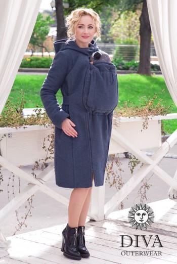 Слингопальто демисезонное 4 в 1 Notte Diva Outerwear