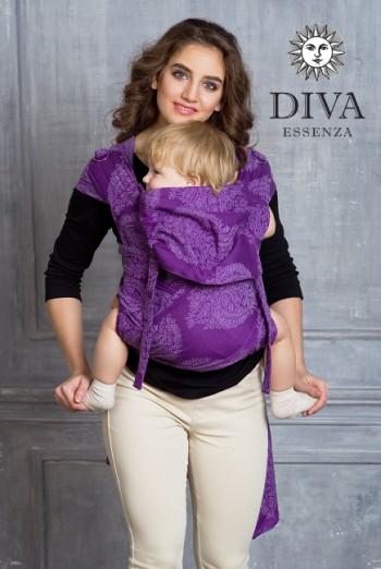 Май-слинг от 6 мес. Diva Essenza Viola Toddler