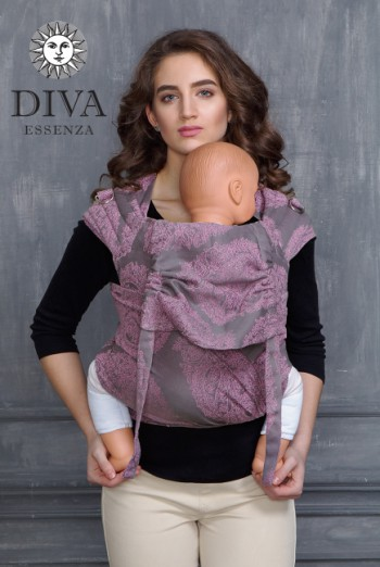 Май-слинг от 6 мес. Diva Essenza Perla Toddler