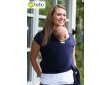 Трикотажный слинг-шарф Boba Wrap расцветка Navy Blue