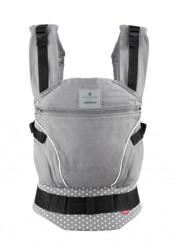 Слинг-рюкзак bellybutton by manduca WildCrosses grey