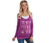 Длинный рукав - туники, блузы, лонгсливы