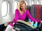 Самолетный перелет с маленьким ребенком