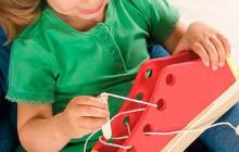 Формирование двигательных навыков у ребенка