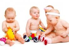 Важность игр с детьми в раннем детстве