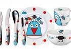 Как выбрать правильную детскую посуду?