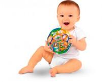 Занятие на стимулирование эмоционального и речевого развития ребенка в 5 месяцев