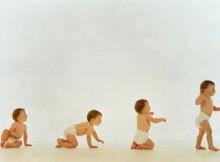 Занятие на стимулирование физического развития ребенка 12 месяцев