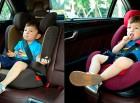 Как надежно защитить ребенка в автомобиле?