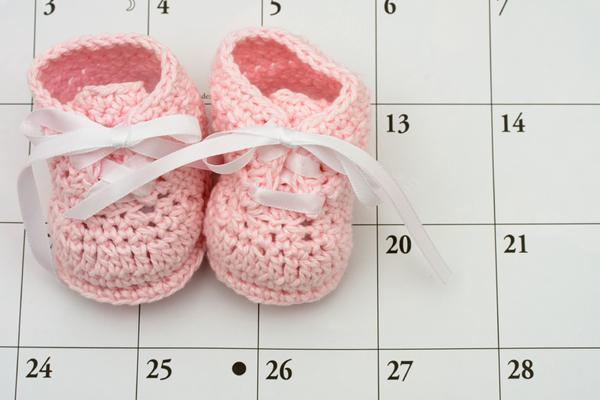 Календарь беременности.