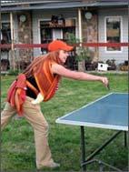 Пинг-понг со слингом