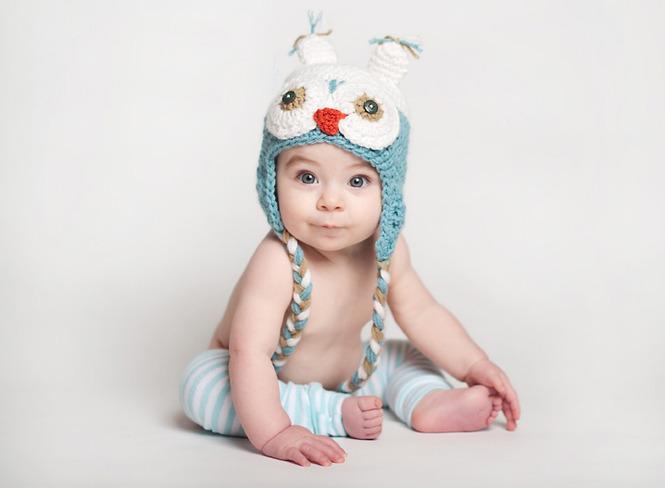 Занятие по стимулированию физического развития ребенка 7-ми месяцев