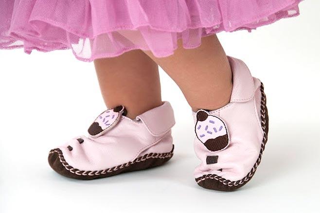 Девчачьи ботиночки