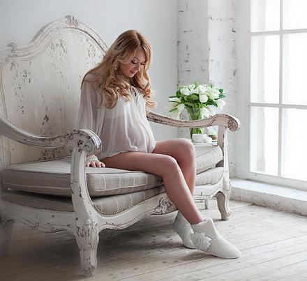 фото беремменной