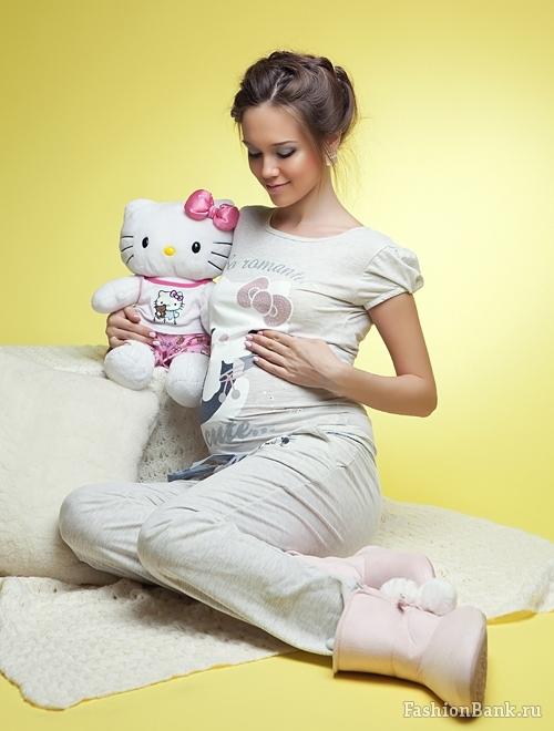 фотосессиях во время беременности