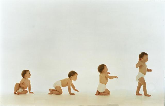 Занятие на стимулирование физического развития ребенка 12 месяцев.