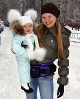Хипсит зимой