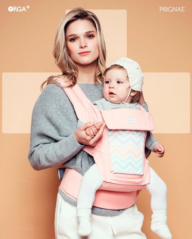 Мама с малышом в Pognae Orga Plus