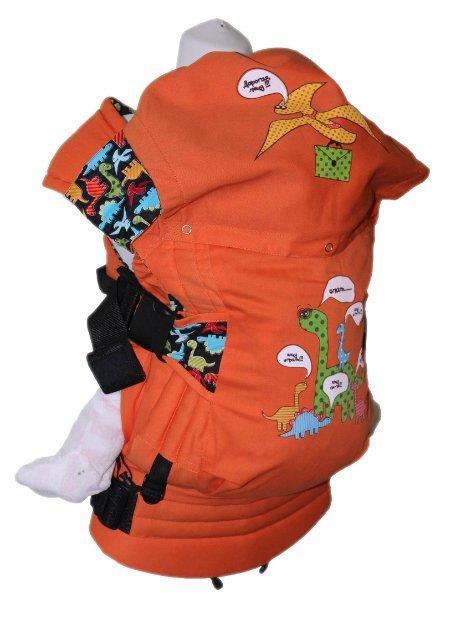 дино-мама слинг-рюкзак