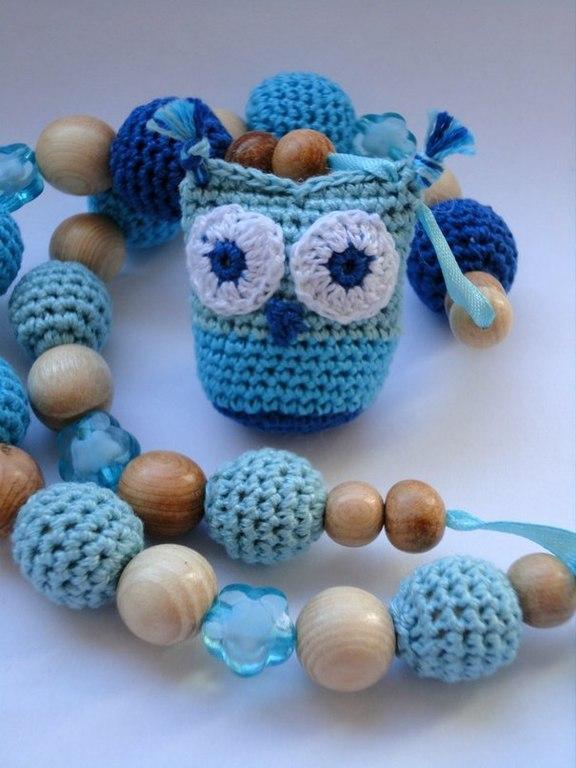 Синяя совушка