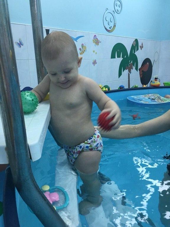 трусики для бассейна