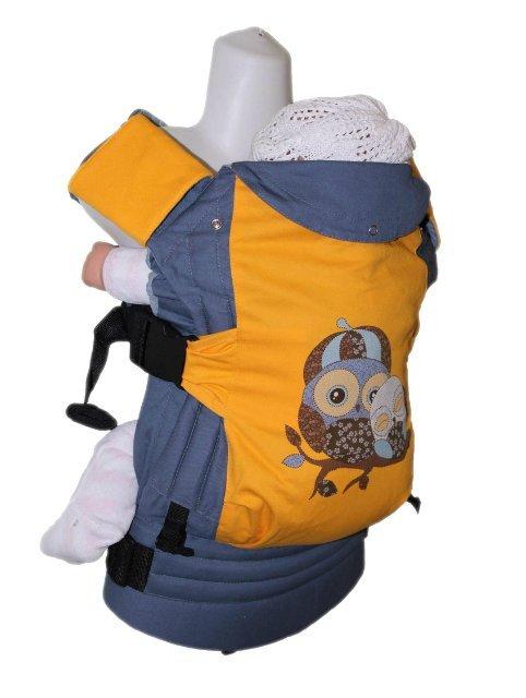 Эргономичный рюкзак Гуслкнок