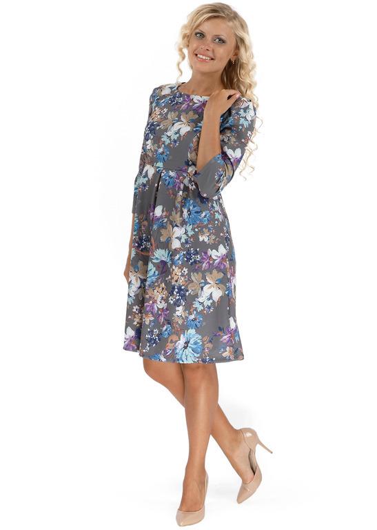 Платье с рукавом для кормящщих