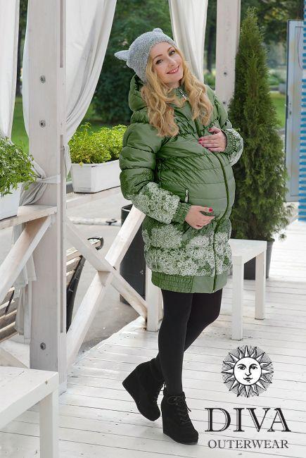 Зимняя куртка 3 в 1 Diva Pino