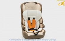 """Автокресло BabyHit """"Log's Seat"""" в 3D"""