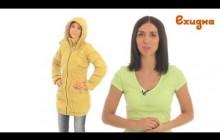 Зимняя слингокуртка Селена - хороший выбор для мамы!