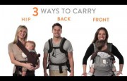 Презентация бренда Ergo Baby Carrier