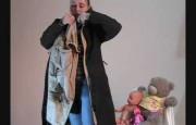 Как закрепить слинговставку Гусленок к куртке