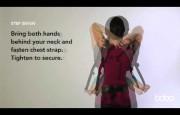 Видео-инструкция по ношению Boba Carrier спереди